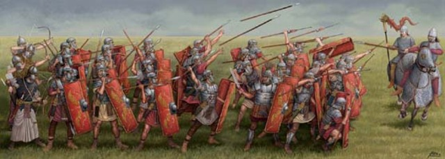 Campaña de Marco Aurelio