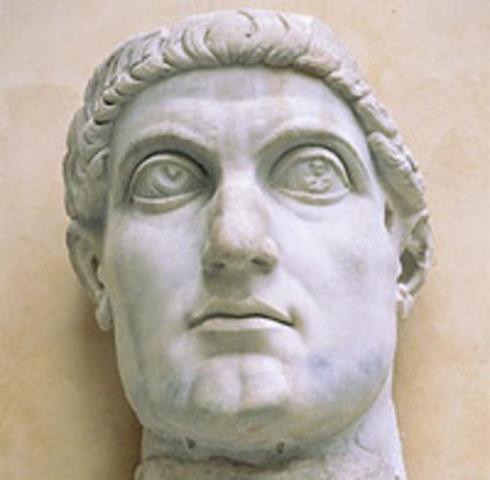 Constantino emperador de Roma