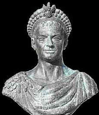 Cristianismo religion oficial del Imperio Romano