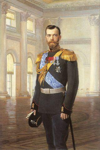 Tsar Nicholas II of Russia,
