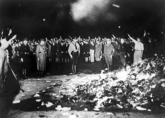The Nazi Book Burning