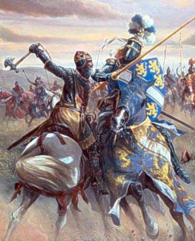 Fin de la expansion musulmana en Europa