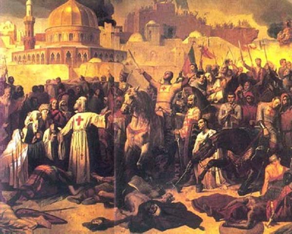 Conquista de Jerusalen