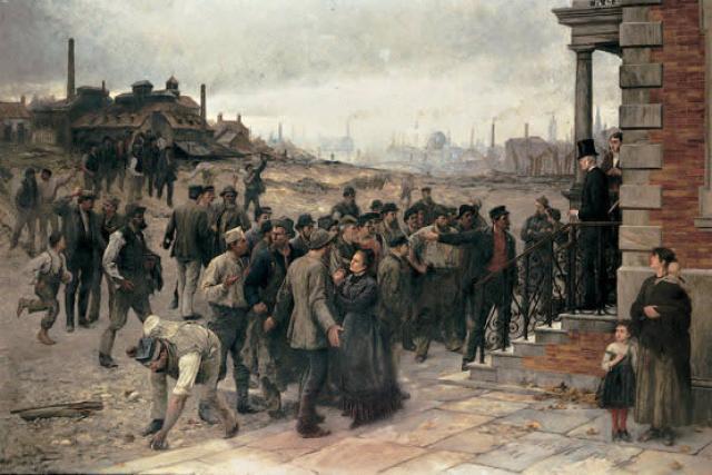 Aparición del Proletariado