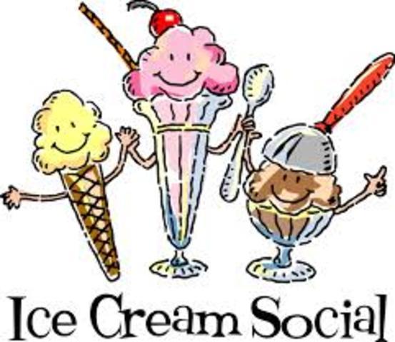 Ice Cream Social (PTA event)