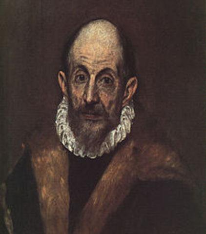 EL GRECO.  (Candía, 1541 – Toledo, 1614)