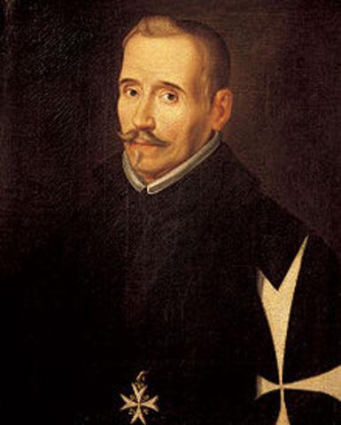 LOPE DE VEGA.   (Madrid, 25 de noviembre de 1562-ibídem, 27 de agosto de 1635)