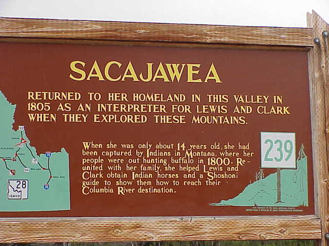 Present-Day Idaho