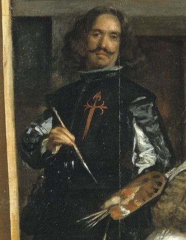 Diego Rodríguez de Silva y Velázquez. (Sevilla, hacia el 5 de junio de 1599- Madrid, 6 de agosto de 1660)