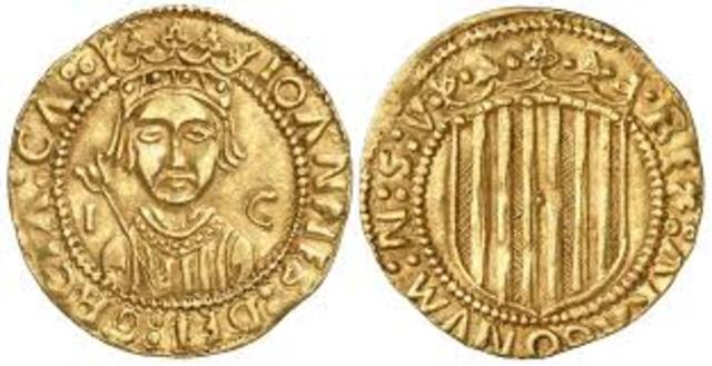 Muere Juan II de Aragón