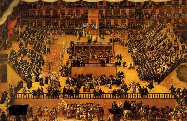 Se establece la Inquisicion en el Reino de Castilla y Aragon.