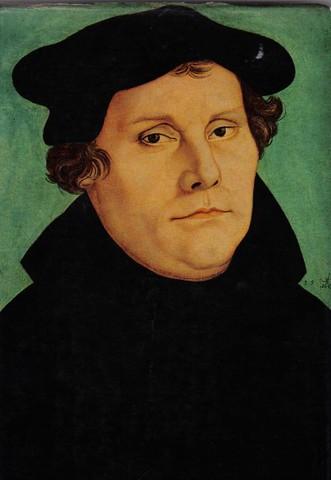 Separacion de Martin Lutero de la Iglesia Catolica.