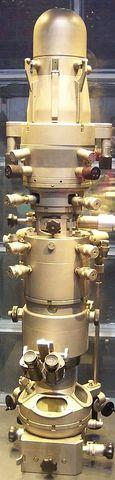 Microscopio electronico