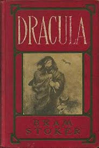 Dracula published