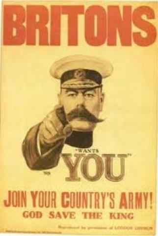 Britain prepares for war