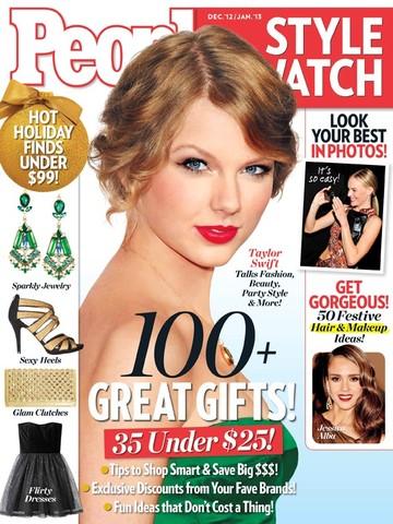 Taylor Swift en People