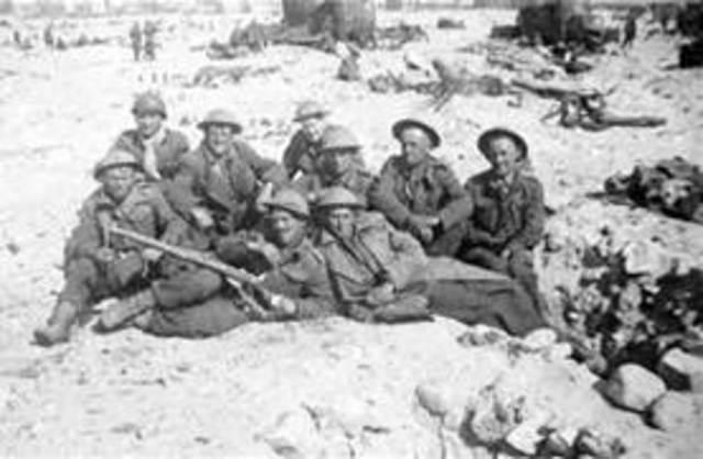 Battle of Dunkirk
