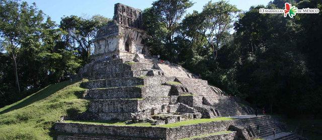 El parque nacional de Palenque fue inscrito en la lista de patrimonio mundial en 1987.