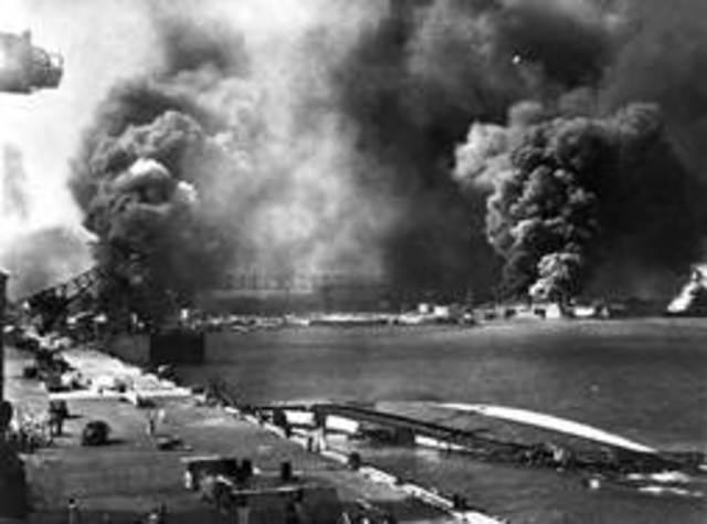 Air battle of Pearl Harbor