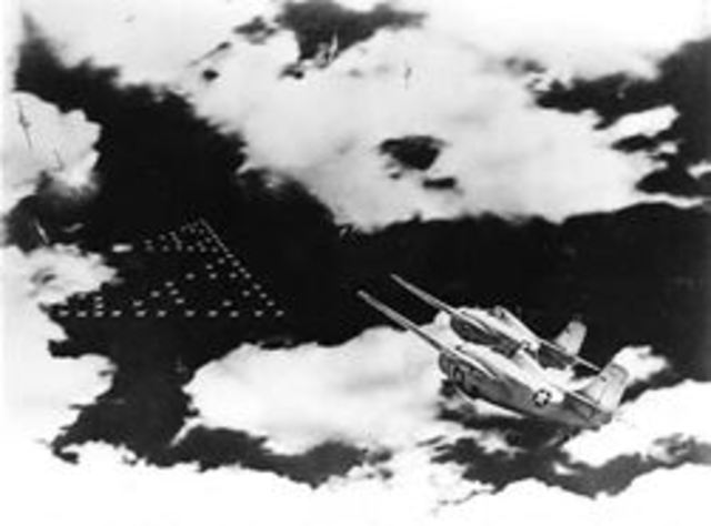 Air battle of Midway