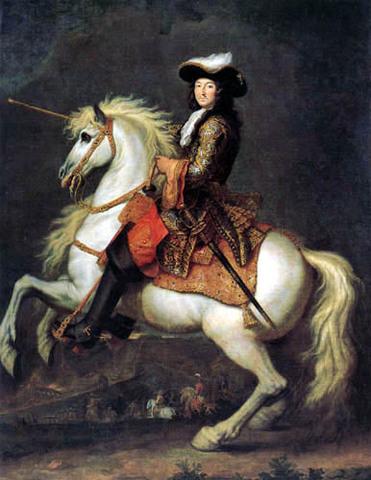 Luis XIV declara la guerra a España
