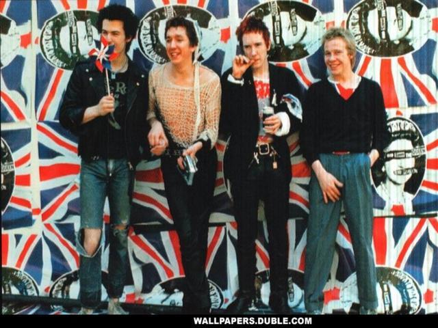 """Sex Pistols"""