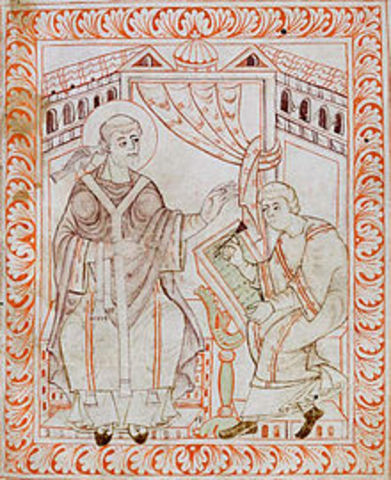 Pope Gregory the Great (c. 540 – 12 March 604)