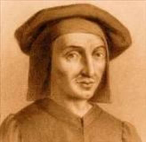 Guillaume Dufay (August 5, c. 1397 – November 27, 1474)