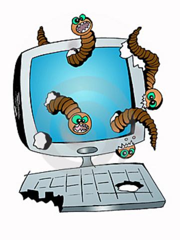 Internet Worm Virus