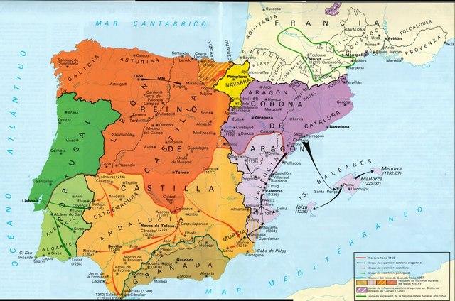 La reconquista de España I