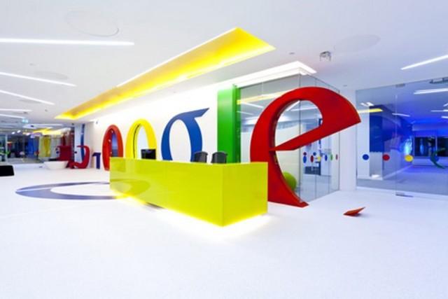 Google Opens Office