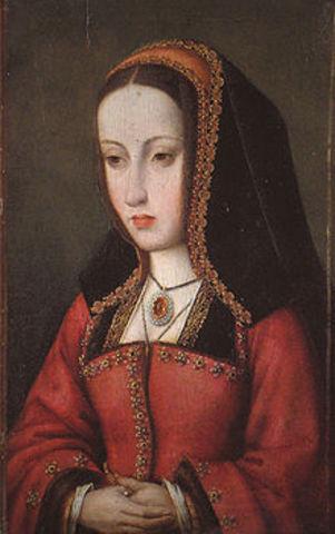 ESPAÑA: Juana I