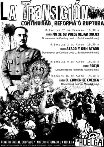 La Transición Española.