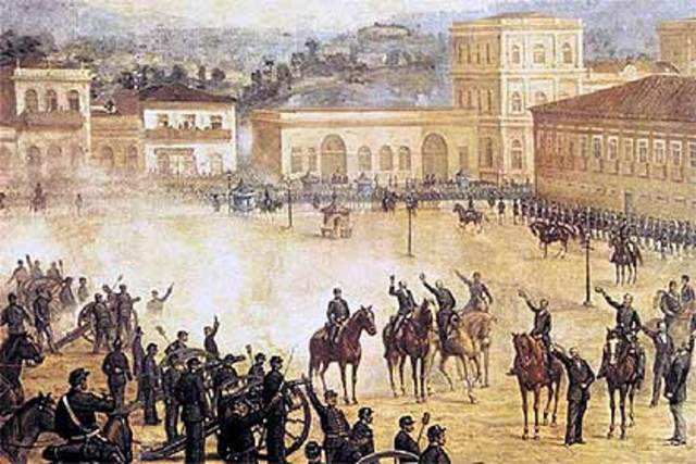 Promulgação da Constituição Portuguesa