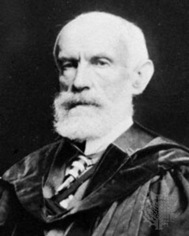 Stanley Hall.  Primer laboratorio de Psicología. Pionero de la Psic. de la edicación. Estudio la educación desde la escuela