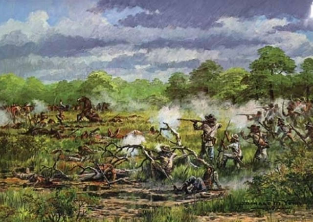Battle of Neches