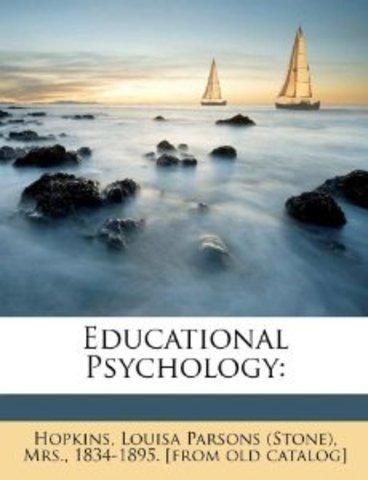 Primer Manual de Psicología de la Educación de Hopkins
