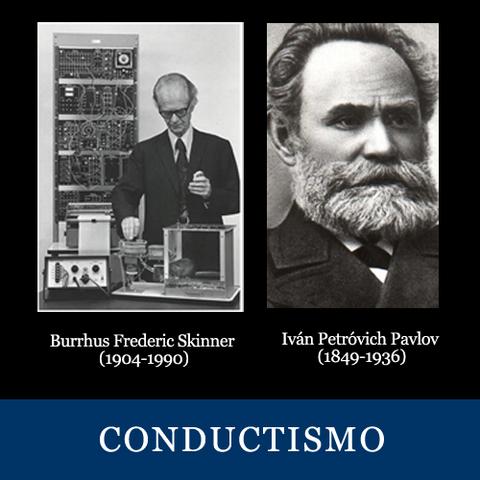 El Conductismo, contribuyó a objetivivar la Psicologia de la educación ofreciendole la seguridad de la metodología rigurosa