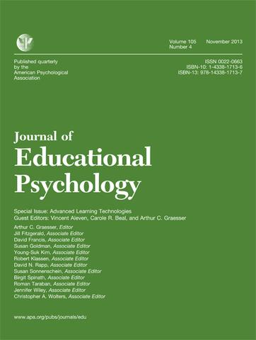 The Journal of Educational Psychology (Revista de Psicología Educativa)