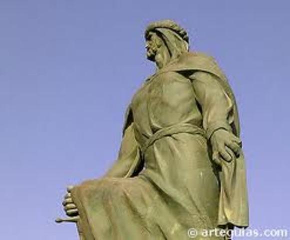 Abderramán I rompe con Damasco,