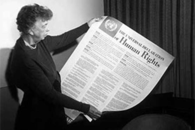 Declaracion sobre Derechos Humanos en Ginebra
