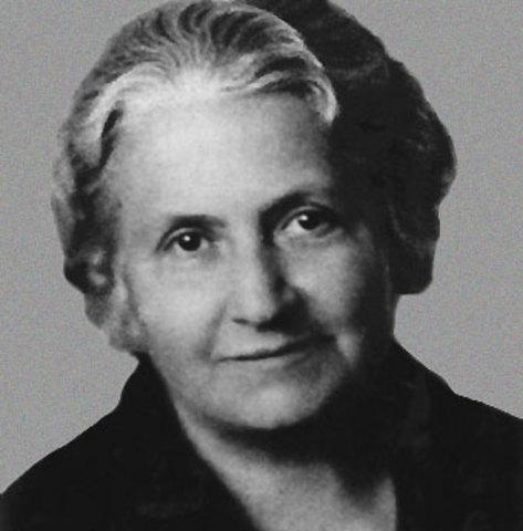 María Montessori. Métodos de enseñanza para niños a temprana edad