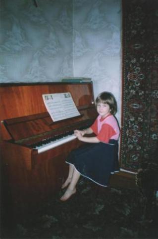 Первые уроки музыки