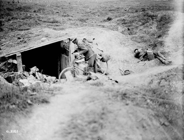 The Battle pf Arras