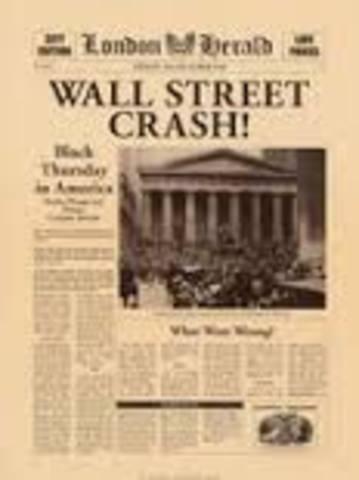 Crack del 29 (crisis económica en Estados Unidos)
