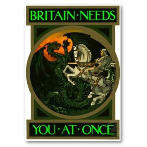 Conscription Introcuced in Britain