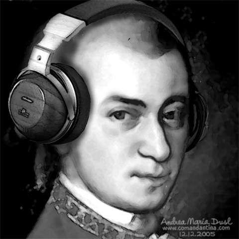 Wolfgang Amadeus Mozart's Birth