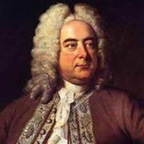 George Frideric Handel's Birth
