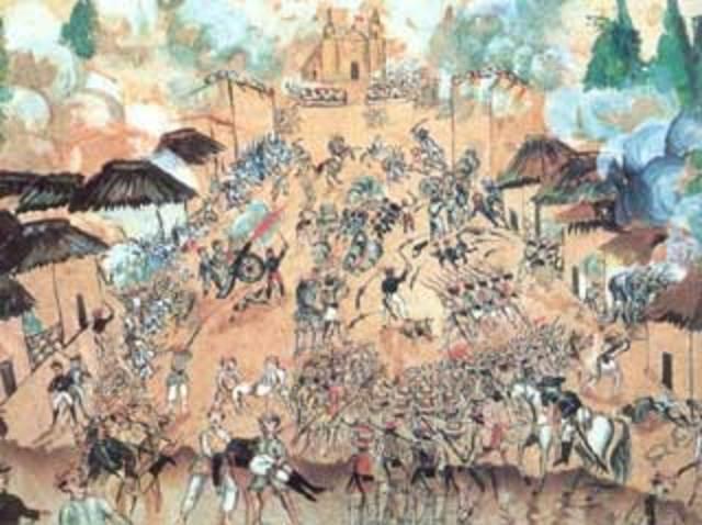 Mayan Conquest