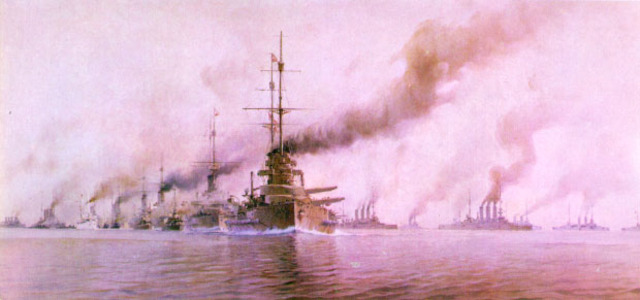 Reasons why it's hard to say who won the Battle of Jutland